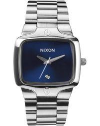 Nixon Sunray Player Blue Watch - Lyst