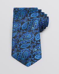 Ted Baker Vibrant Paisley Classic Tie - Lyst