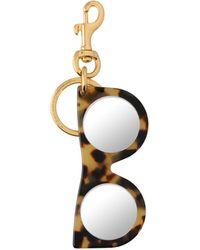 Stella McCartney Sunglasses Key Ring - Lyst