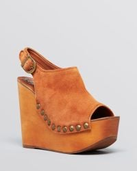 Jeffrey Campbell Platform Wedge Sandals  Snick - Lyst