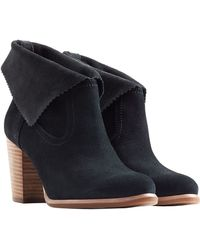 Ugg Thames Suede Ankle Boots - Lyst