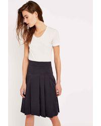 Title A - Blue Tennis Skirt - Lyst