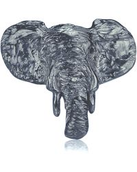 Dominique Lucas - Elephant Ring Oxidised - Lyst