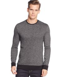 Calvin Klein Grindle Terry Sweatshirt - Lyst