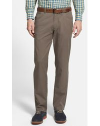 Tommy Bahama 'Bryant' Five Pocket Flat Front Pants - Lyst
