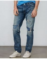Denim & Supply Ralph Lauren Straight-fit Webster Jeans - Lyst