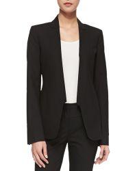 Halston Heritage Tuxedo-style Suiting Jacket - Lyst