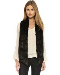 Yumi Kim - Cuddle Me Faux Fur Vest - Lyst