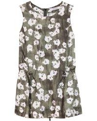 Dorothee Schumacher Bloom Floral Top - Lyst