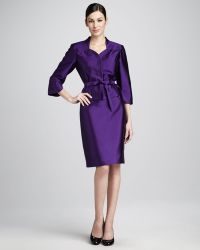 Bigio Collection - Petalsleeve Suit - Lyst