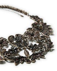 Zara Combination Chain Necklace - Lyst
