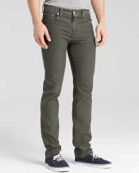 Citizens Of Humanity Jeans Sid Fine Cord Straight Fit - Lyst
