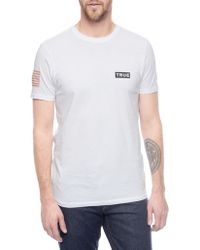 True Religion European True Camo Mens T-Shirt - Lyst