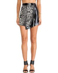 Stylestalker Cats Without Claws Skirt - Lyst