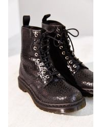 Dr. Martens Dm Snake Boot - Lyst
