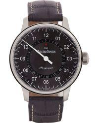 Meistersinger Perigraph Watch - Lyst