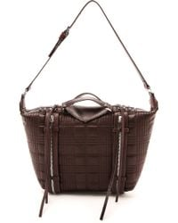 She + Lo - She + Lo Live It Up Satchel - Oxblood - Lyst