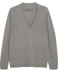 Enza Costa Cashmere Sweater - Lyst