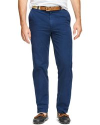 Brooks Brothers Clark Fit Garment-dyed Chinos - Lyst