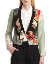 Sachin & Babi Brendona Tuxedo Jacket - Lyst