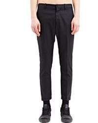 Marni Mens Lightweight Tailored Wool Pant - Lyst