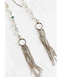 Urban Outfitters - Reflective Stones Drop Earring - Lyst