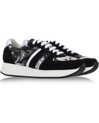 Carven Low-Tops & Trainers black - Lyst