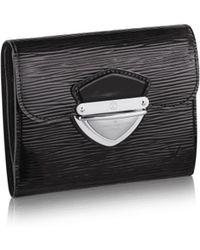 Louis Vuitton Joey Wallet Epi Electric - Lyst