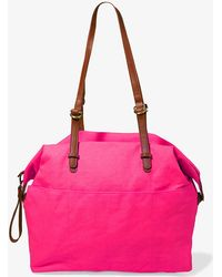 Forever 21 - Patch Pocket Duffle Bag - Lyst