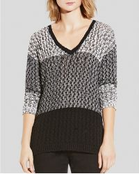 Two By Vince Camuto - Colour Block Jumper - Lyst