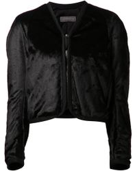 Christophe Lemaire - Fitted Jacket - Lyst