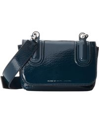 Marc By Marc Jacobs Ball and Chain Bubble Patent Bond - Lyst