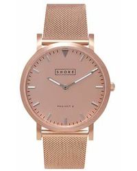 Shore Projects - Salcombe Rose Watch - Lyst