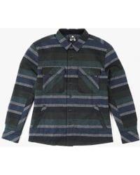 Zak | blue Ray Shirt | Lyst