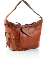 BOSS Orange - Leather Handbag Raydac - Lyst