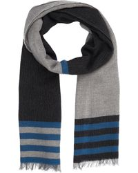 Paul Smith Colorblock Knit Scarf - Lyst
