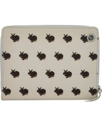 Marc Jacobs Rabbitprint Tablet Book - Lyst