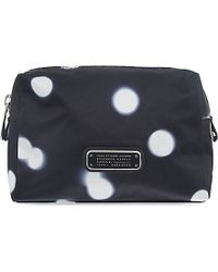 Marc By Marc Jacobs Blurred Dots Cosmetics Case - For Women - Lyst