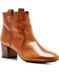 Laurence Dacade Belen Leather Ankle Boots - Lyst
