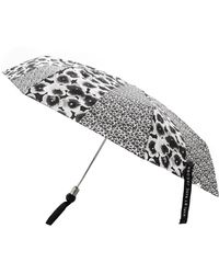 Marc By Marc Jacobs Aki Flower Print Umbrella Lead Multi - Lyst