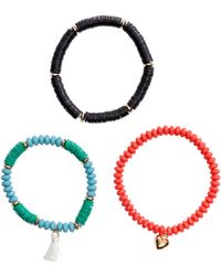 H&M - 3-pack Bracelets - Lyst