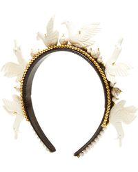 Masterpeace | Swan Headband | Lyst
