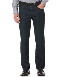 Perry Ellis   Slim-Fit Jeans   Lyst