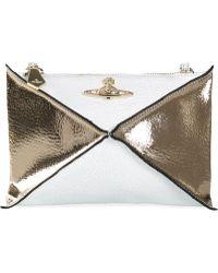 Vivienne Westwood 'Nefertitti' Small Cross Body Bag - Lyst