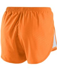 Nike Mod Tempo Emboss Run Short in Pink | Lyst