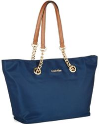Calvin Klein Small Weather Ready Tote - Lyst