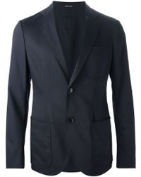 Giorgio Armani Two Button Jacket - Lyst
