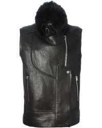 Hotel Particulier - 'Crispy' Gilet - Lyst