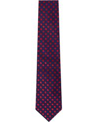 Duchamp Striker Dots Tie Tulip - Lyst