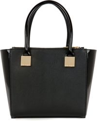 Ted Baker Avah Crosshatch Mini Tote Bag - Lyst